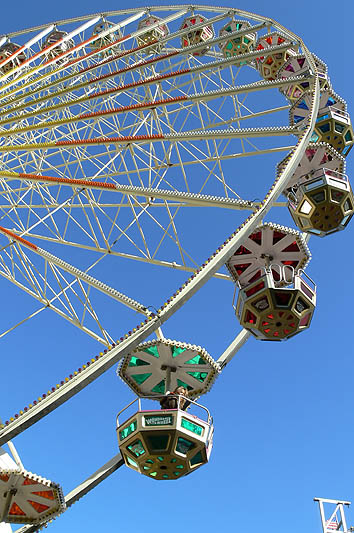 funfair wonderwheel100